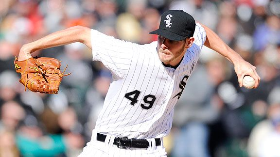 a9cfd5a9f White Sox pitcher Chris Sale's skinny stature and lasting career - ESPN The  Magazine