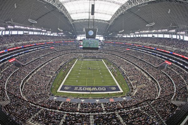 Big 12 Championship Game To Be Held At At Amp T Stadium In