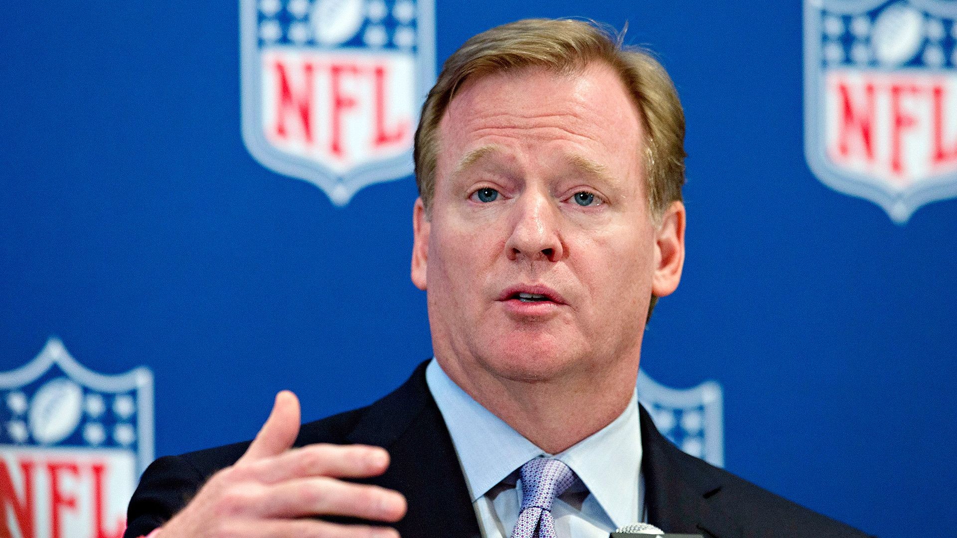 Roger Goodell believes four preseason games aren't necessary, and they don't meet the standard he expects from NFL play. The NFL commissioner doubled down on that stance Monday.