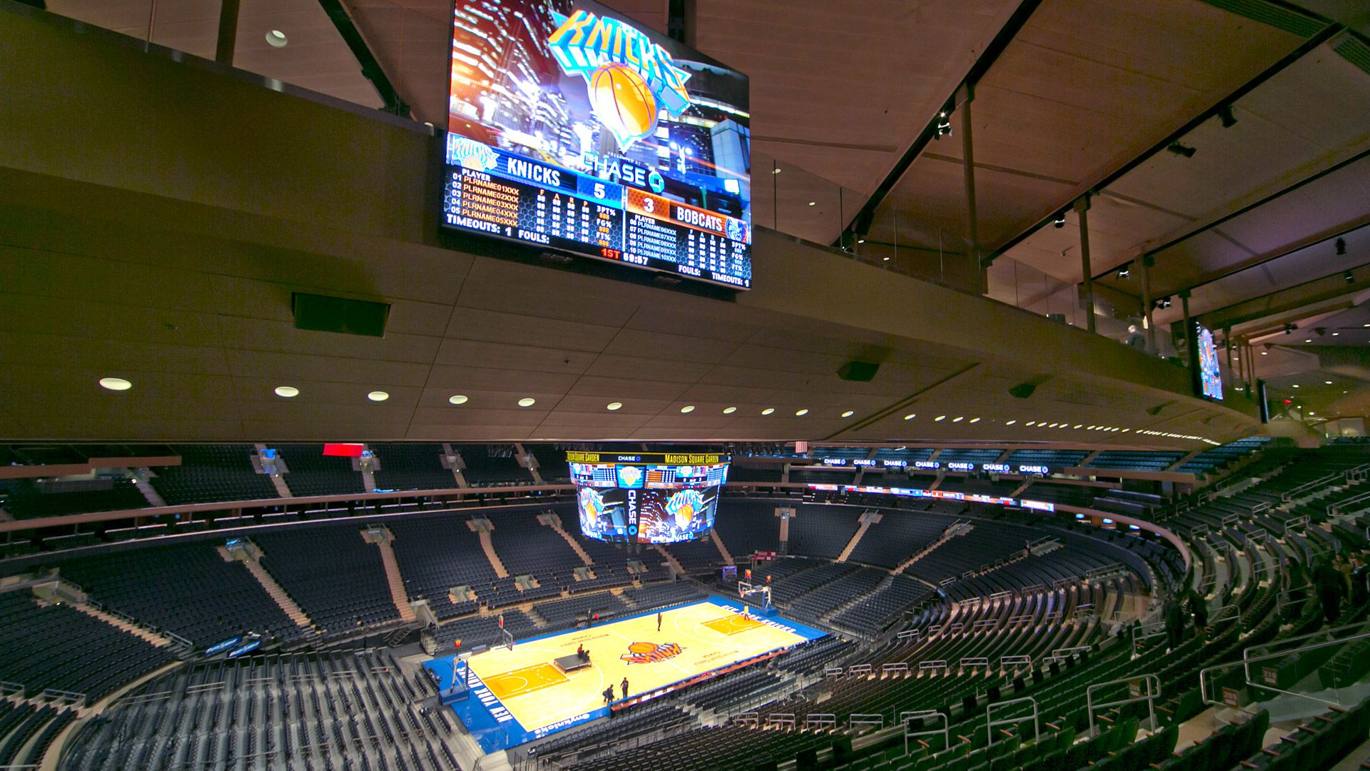 Madison Square Garden Unveils New Features As Part Of 1 Billion Renovation
