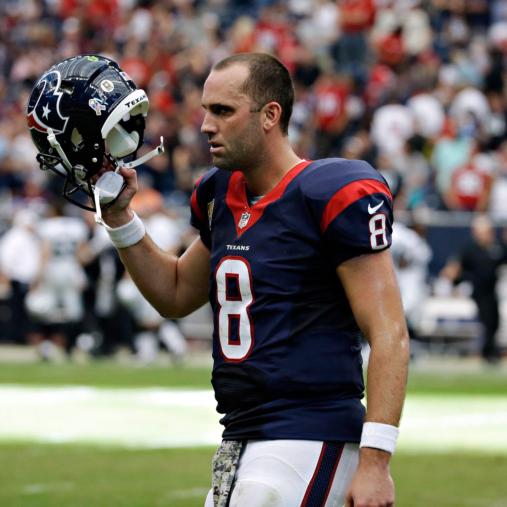 Andre Johnson Of Houston Texans Downplays Sideline Spat