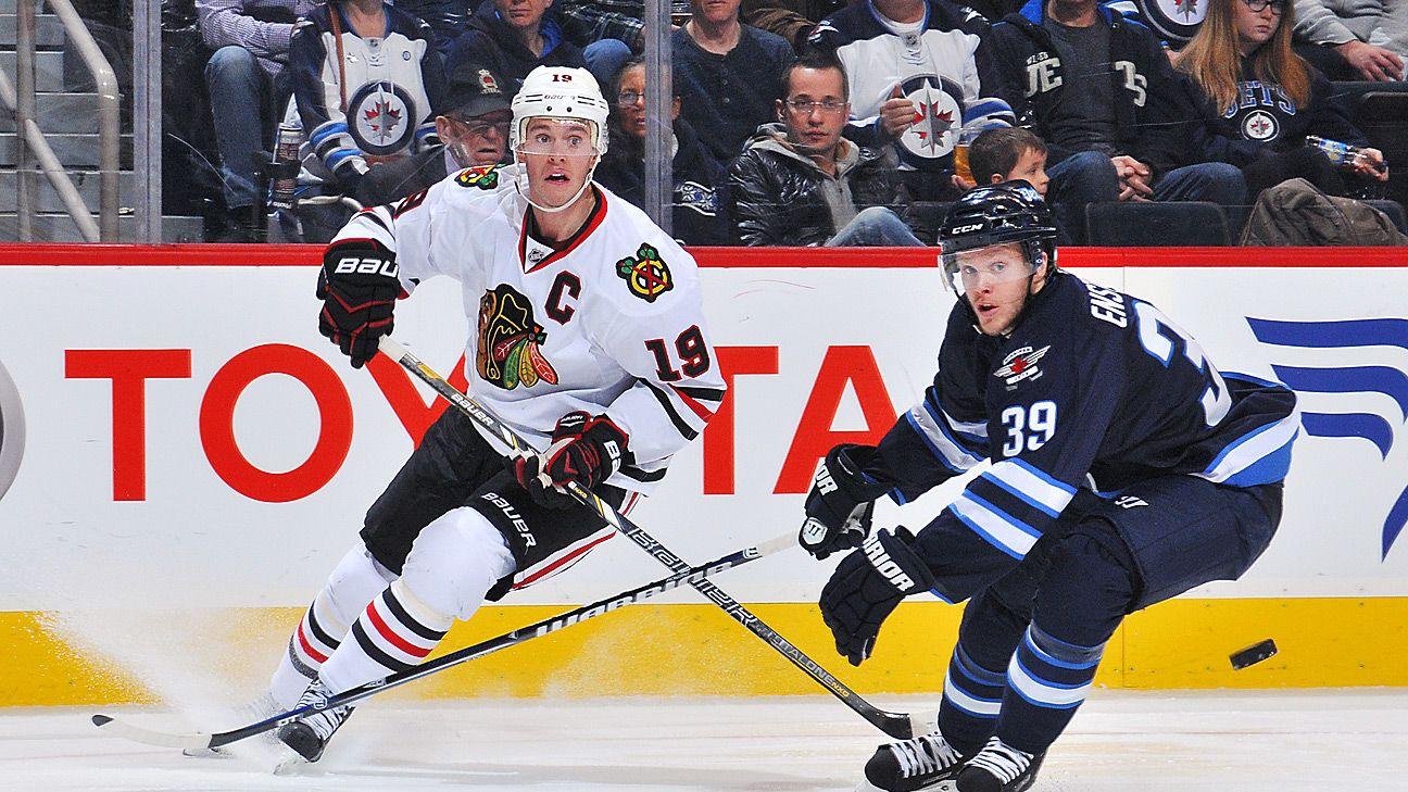 Chicago Blackhawks' Jonathan Toews says why he missed season, plans to play
