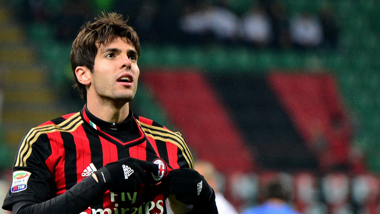 Image result for kaka ac milan