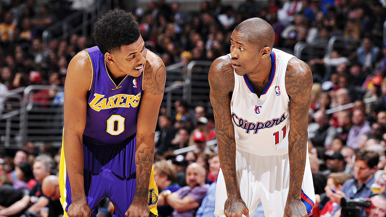 Golden State Warriors could land Nick Young or Jamal Crawford 003a6e535