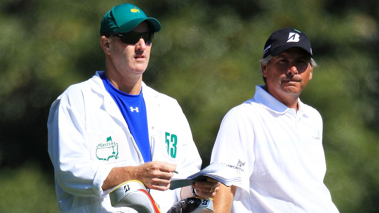 Cantlay gets OK from Tiger to use his caddie thumbnail