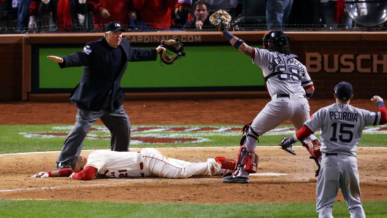 MLB - Inside the 2013 World Series obstruction call