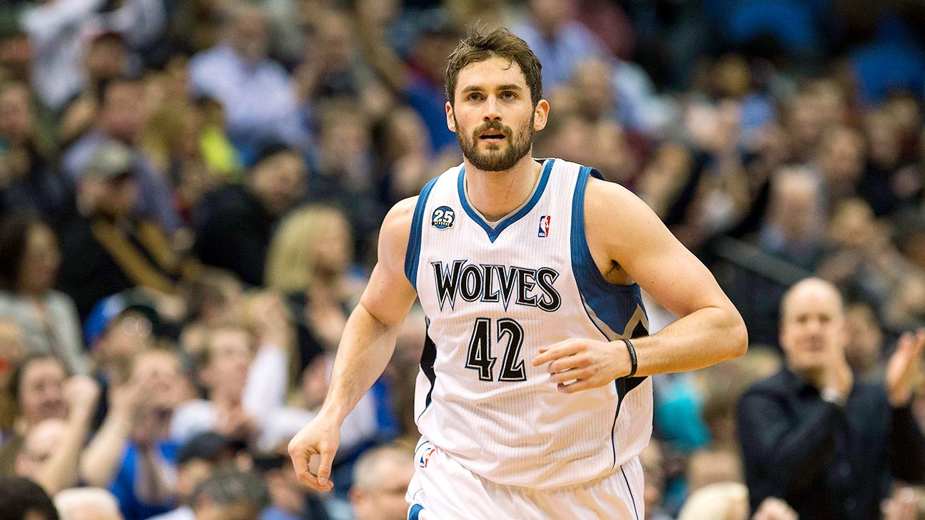 ffeab30b5 Kevin Love tells Minnesota Timberwolves he won t sign extension ...