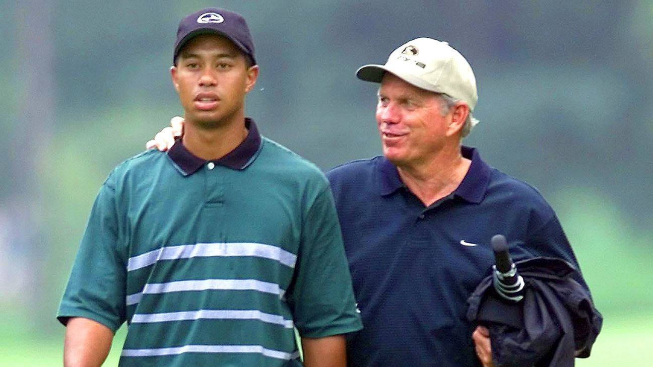 Butch Harmon: I'd help Tiger if asked