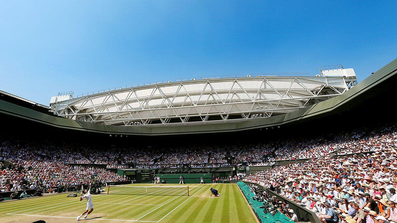 Despite slips, All England board member Tim Henman says Wimbledon court preparation 'as good as it has always been'