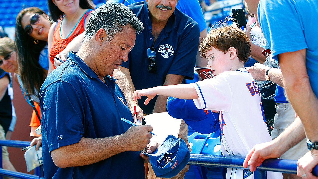 Mets announcer Ron Darling says his thyroid cancer has stabilized and he'll be back in the booth Tuesday,