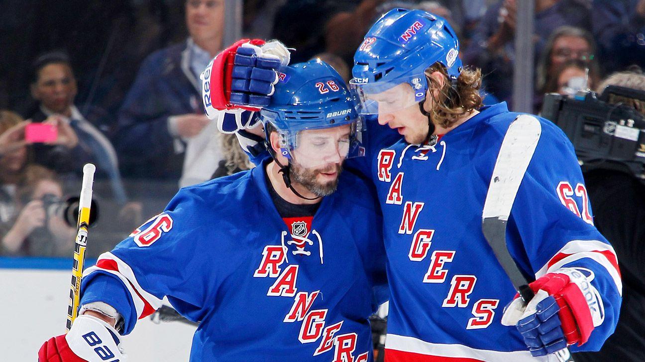 b2ff239326b 2014 Stanley Cup finals: New York Rangers uniforms a unique classic
