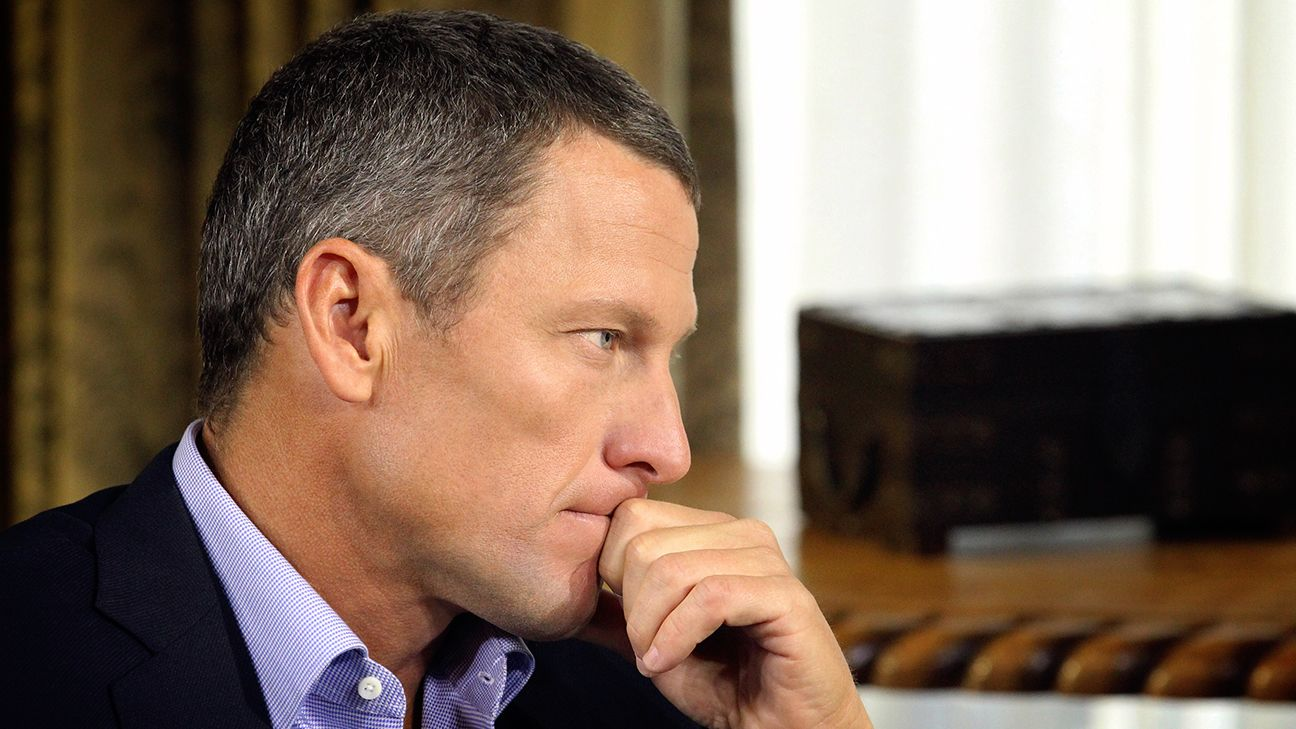 Armstrong on doping: 'Wouldn't change a thing'