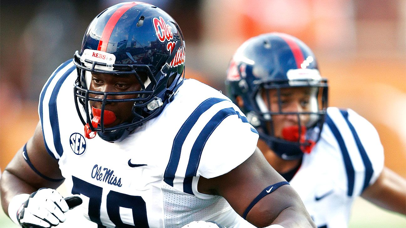 Ole Miss tackle Laremy Tunsil arrested after punching stepfather, source says