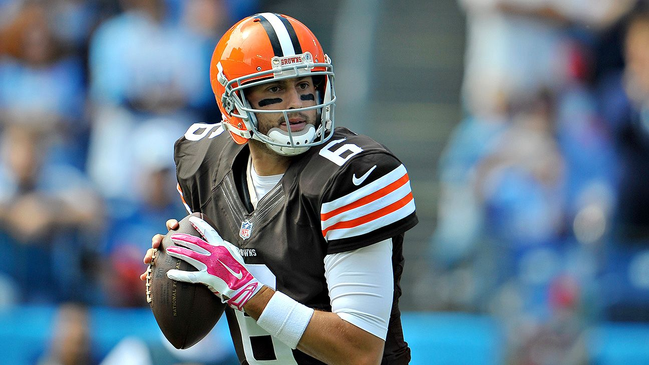 faca31cc8 Browns QB Brian Hoyer has one more chance to up dwindling free-agency value  - Cleveland Browns Blog- ESPN