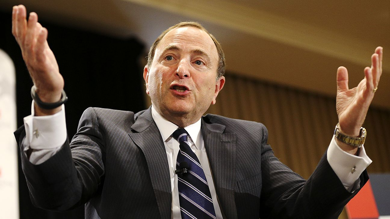 Akim Aliu enthused after 'great discussion' with Gary Bettman