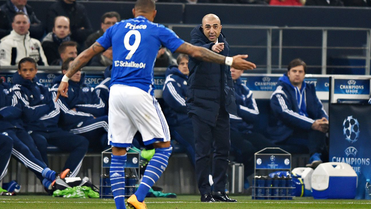 Three Points: Roberto Di Matteo's Schalke routed by former