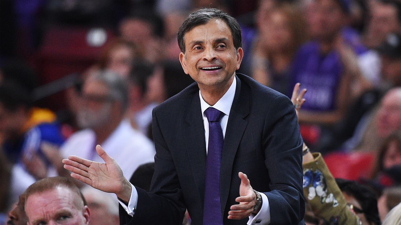 Vivek Ranadive of Sacramento Kings apologizes for critical comments about  former GM Geoff Petrie