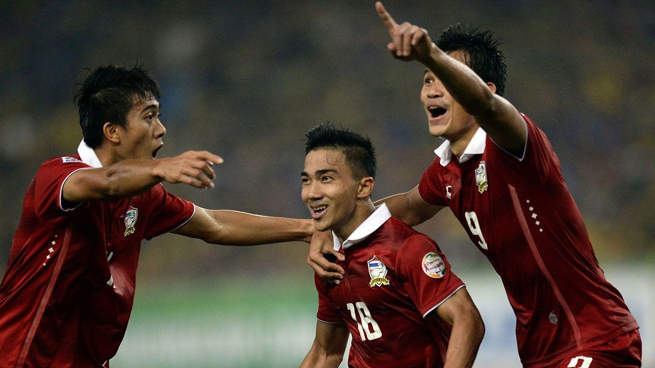 Thailand's Chanathip dreams of FIFA WC
