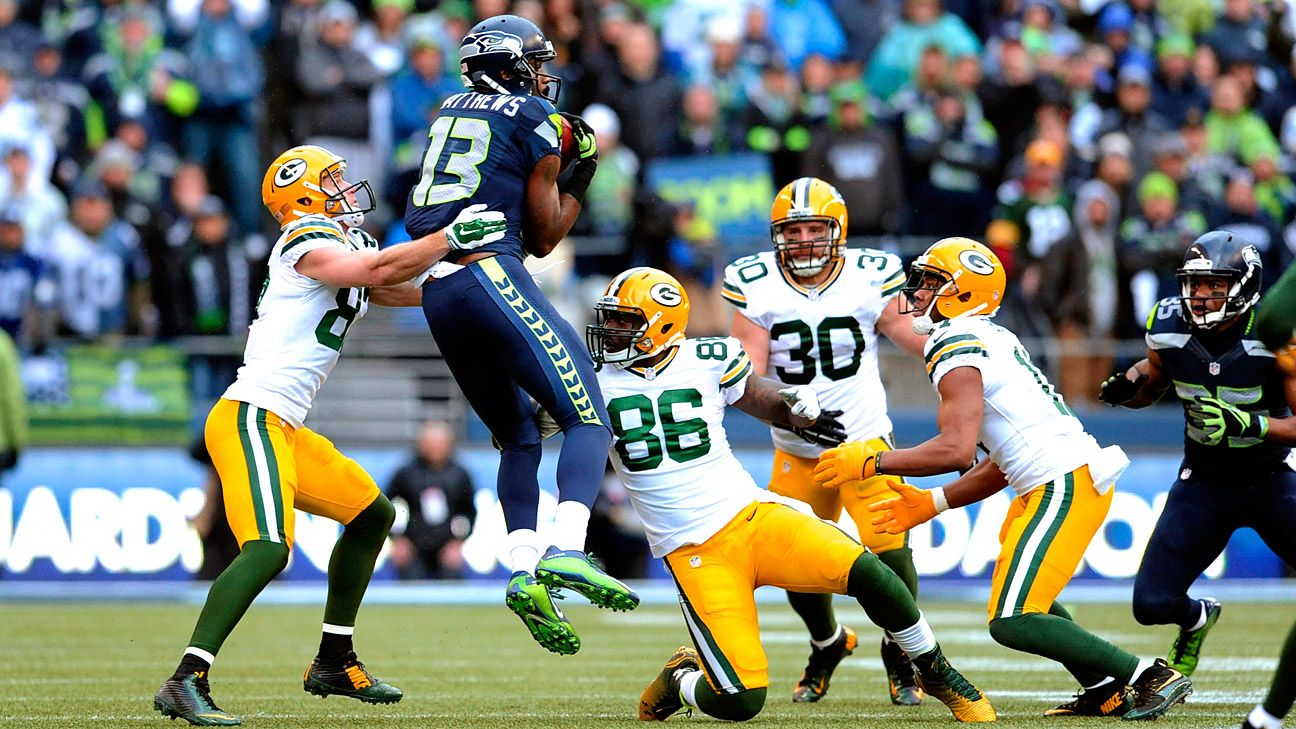 Clay Matthews on Seahawks: 'It's not as if we win this game, all is forgotten'