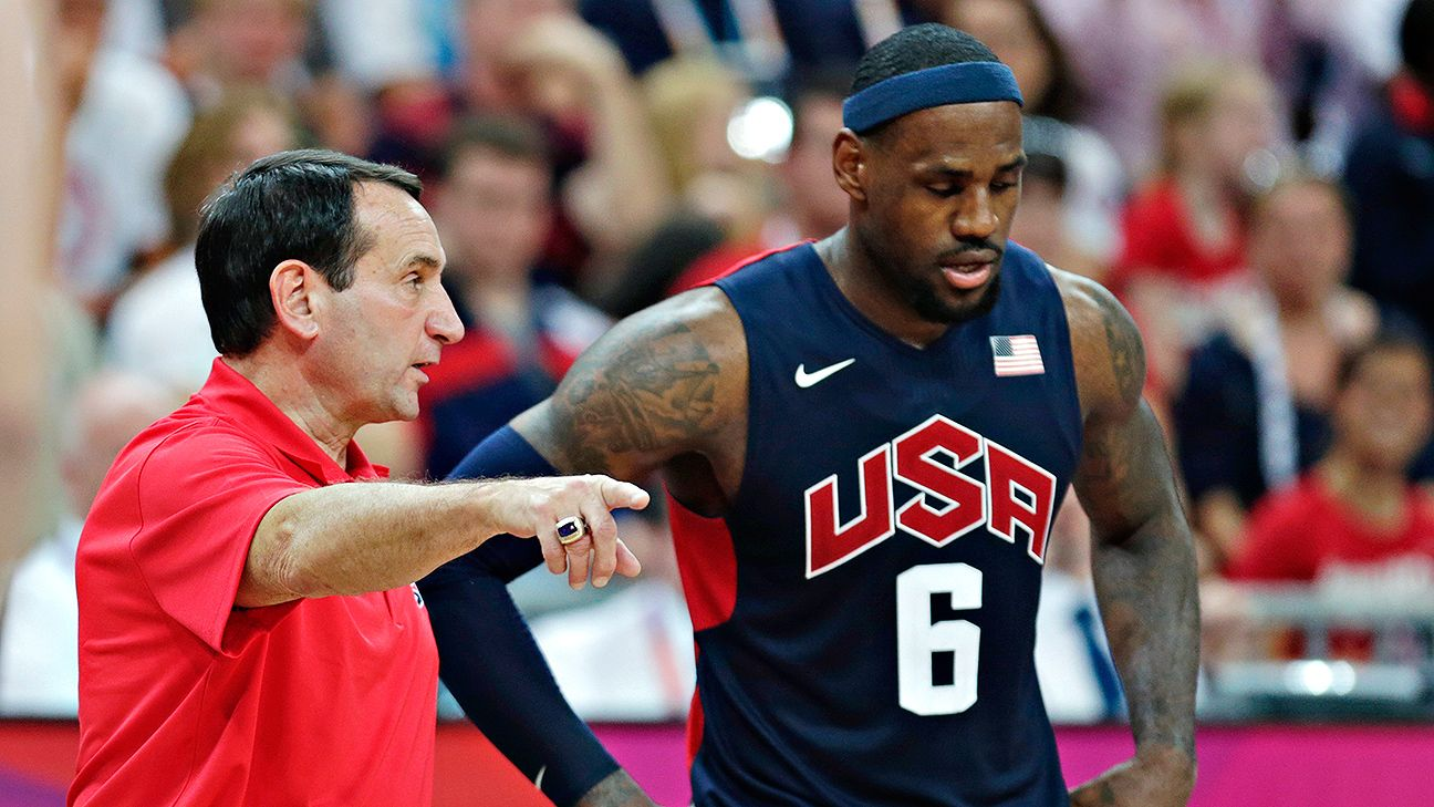 Jerry Colangelo: LeBron James has 2016 Olympic roster spot if he wants it