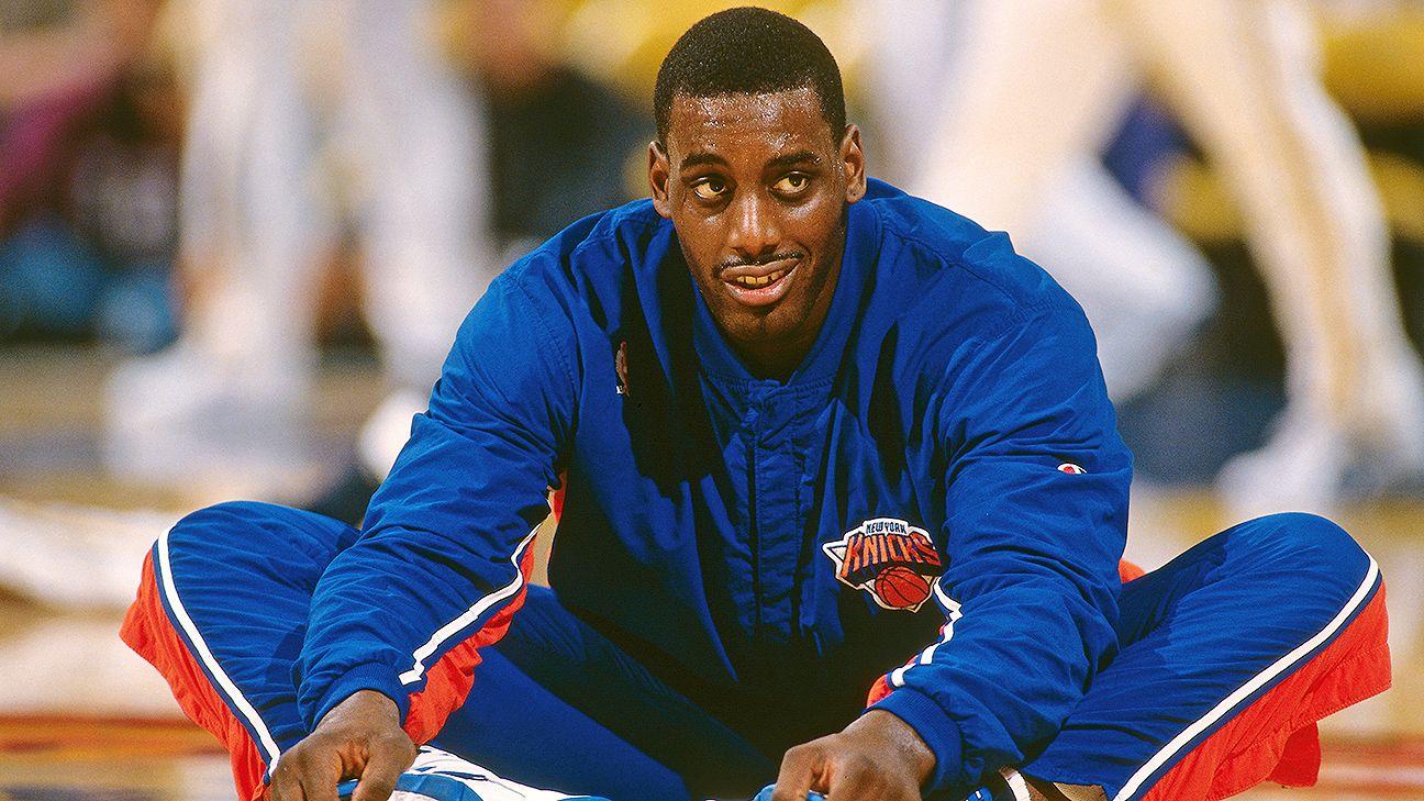 Anthony Mason, former New York Knick forward, dies at 48
