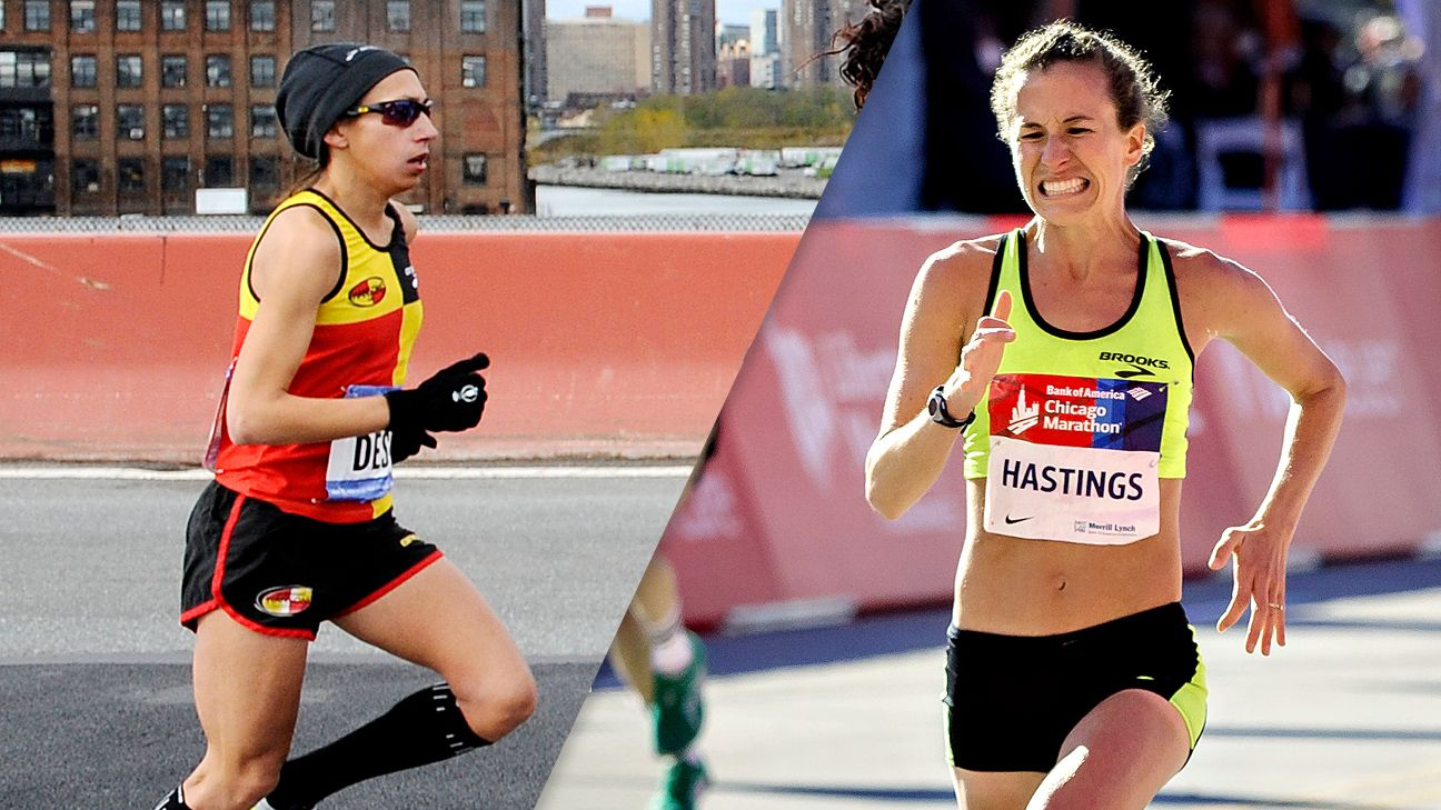 Endurance sports - Desi Linden and Amy Cragg continue their connection at  the Boston Marathon 913c3931019