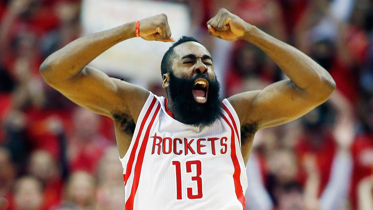 2502b557d2ed Adidas makes  200M bid to sign Houston Rockets star James Harden
