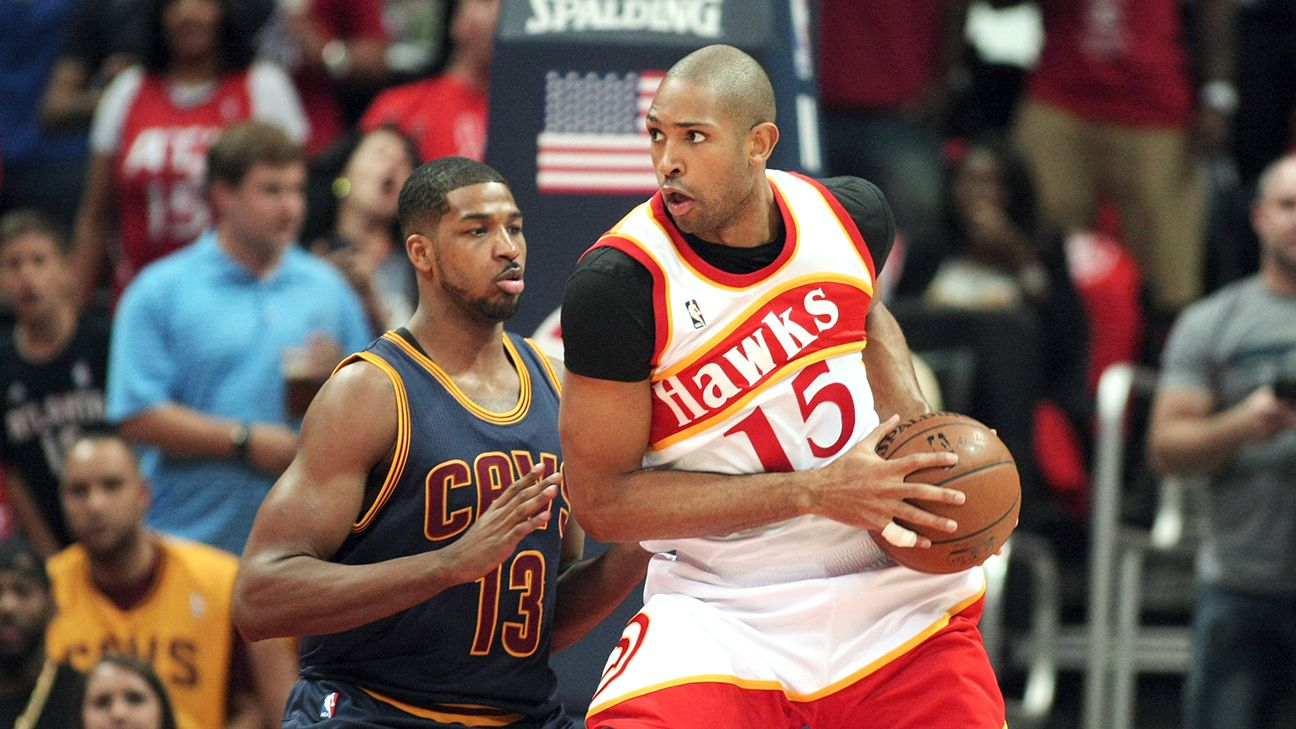 Horford: No contract talks until after season