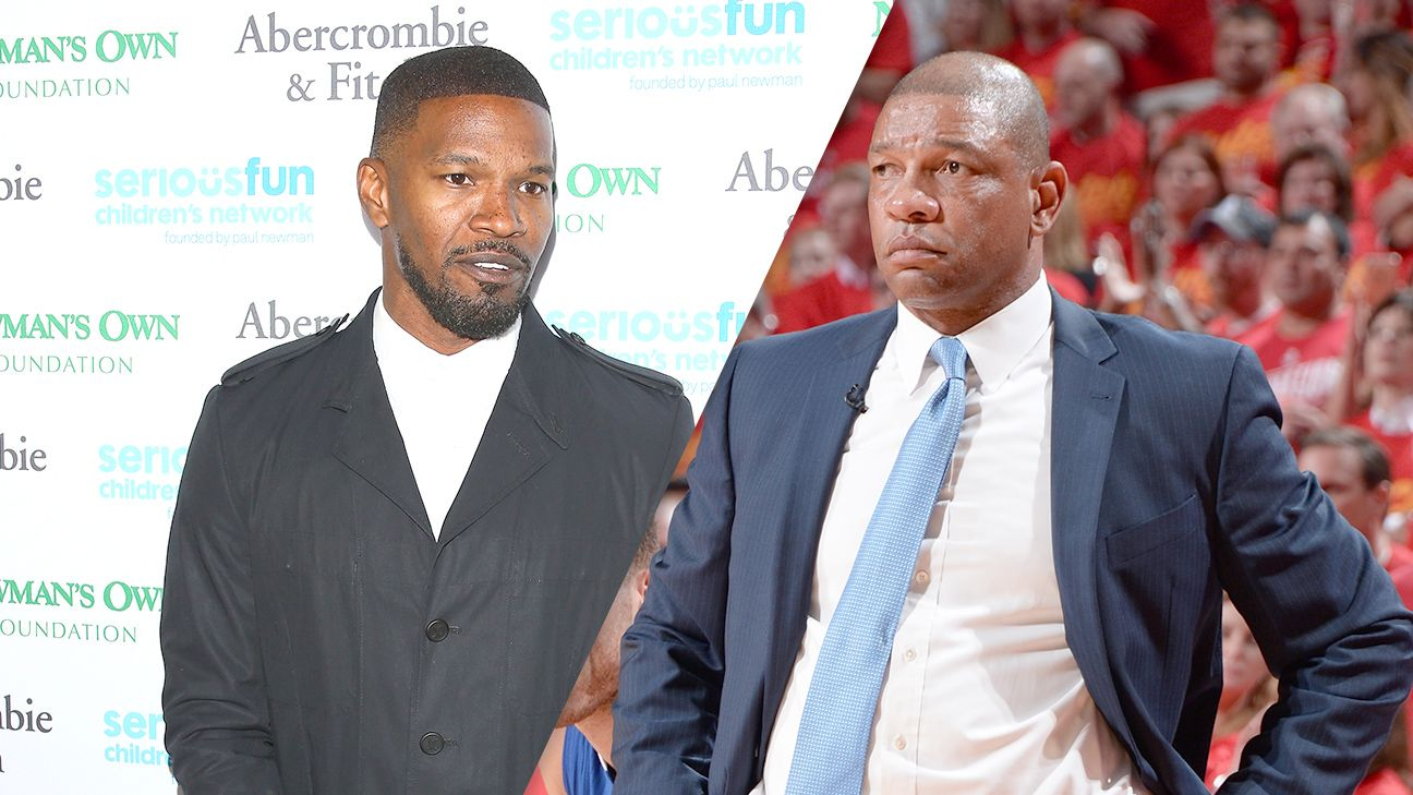High hoarse: Doc Rivers appreciates homage - Los Angeles Clippers