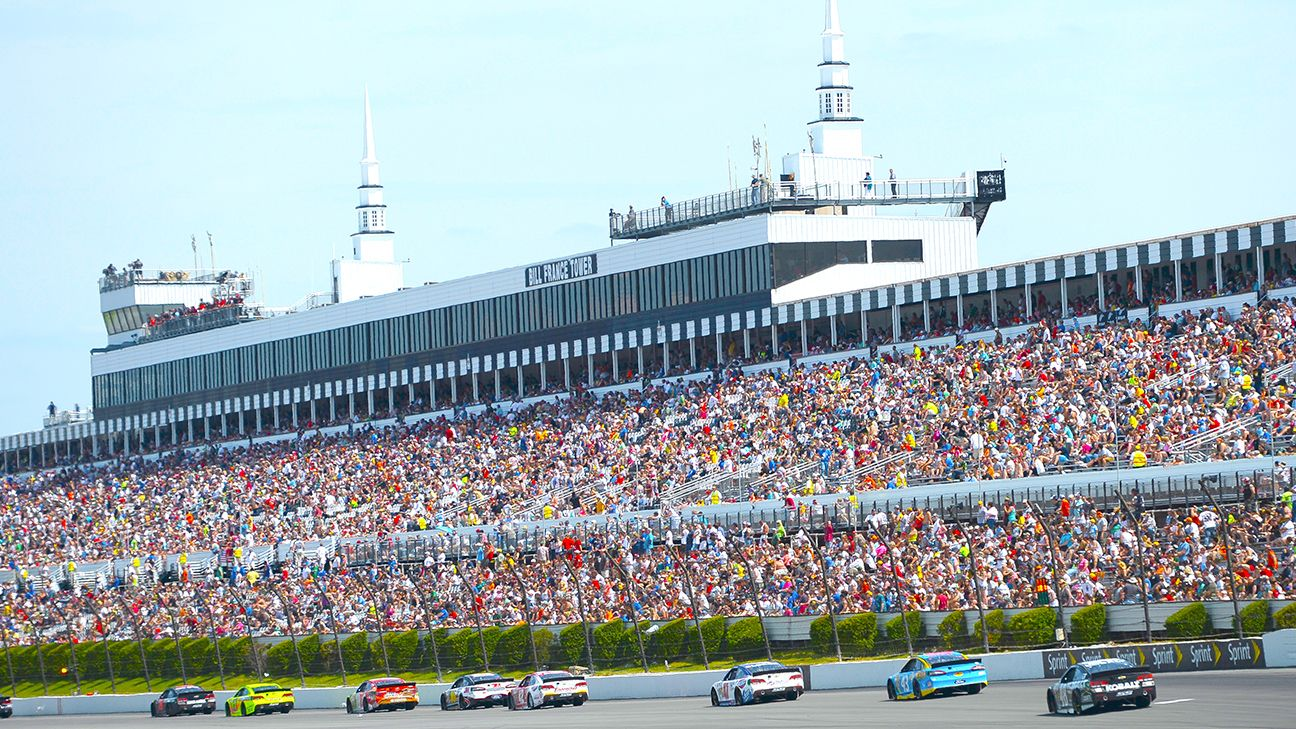 Pocono Raceways Turnaround A Family Affair
