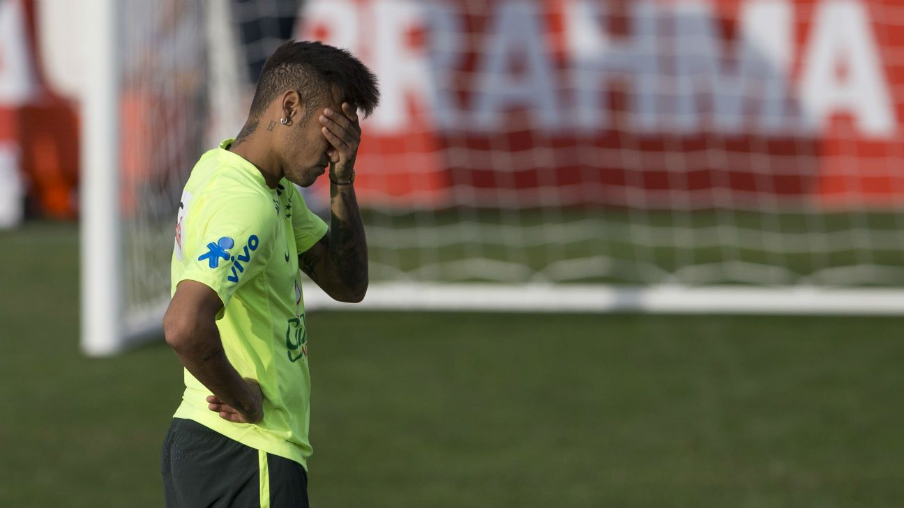 Neymar: Court woes didn't affect play