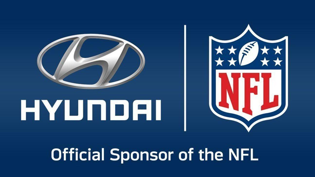 Hyundai Replaces General Motors As An Official Nfl Sponsor