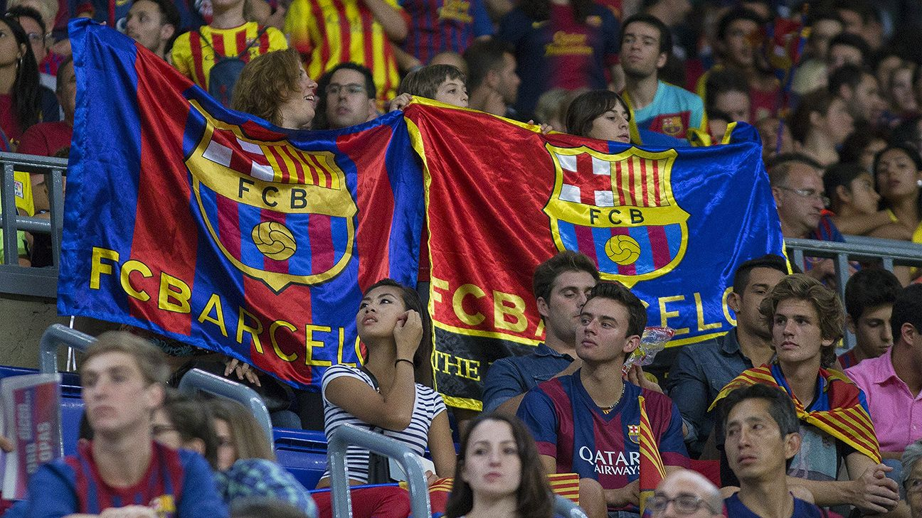 La Liga to fine clubs for empty seats on TV