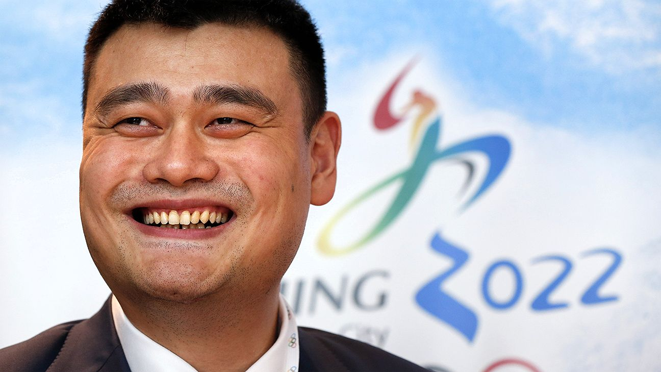 yao ming unanimously voted president of chinese basketball