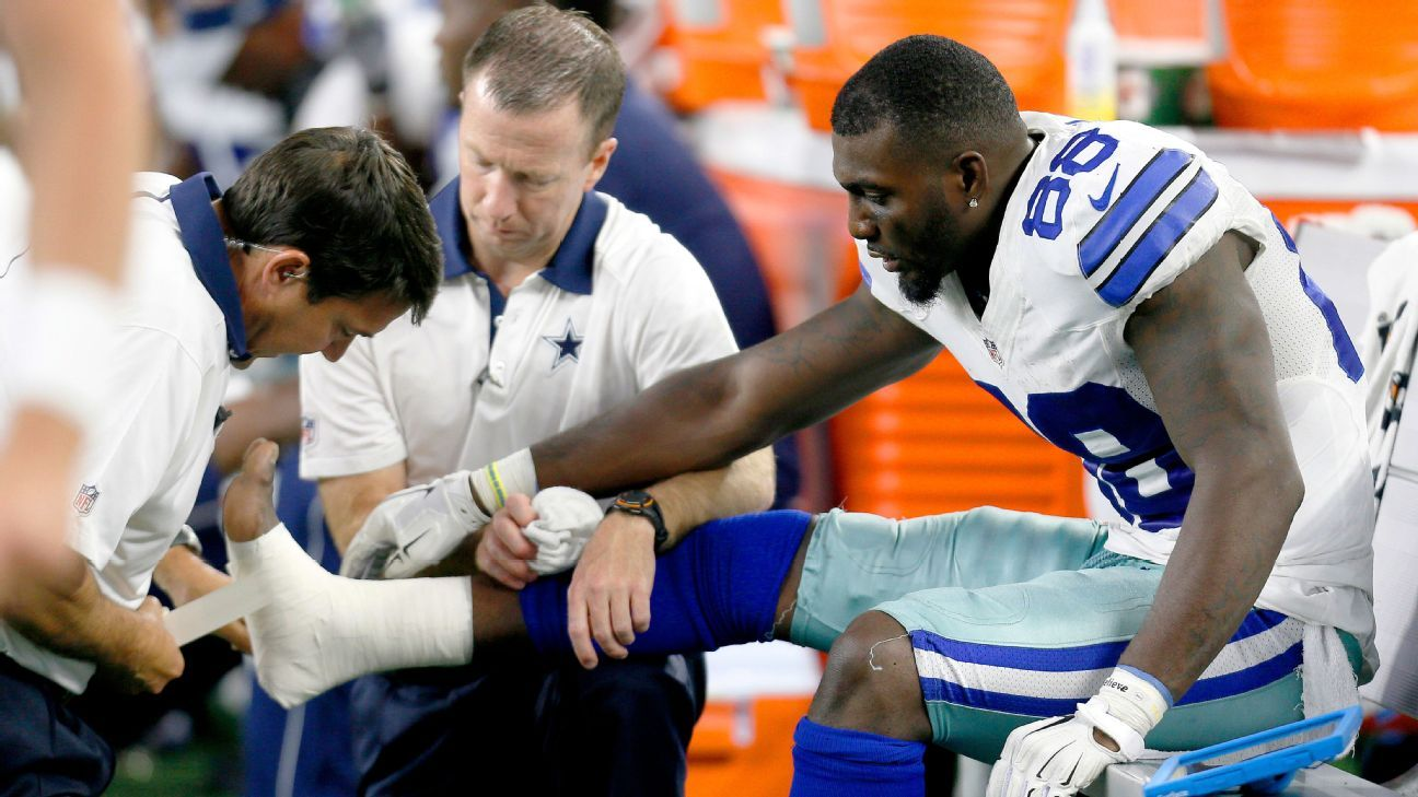 Source: Cowboys hope graft quickens Dez's return