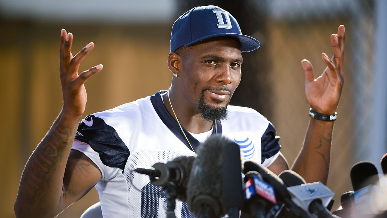 Dez Bryant Of Dallas Cowboys Goes On Tirade Directed At Media