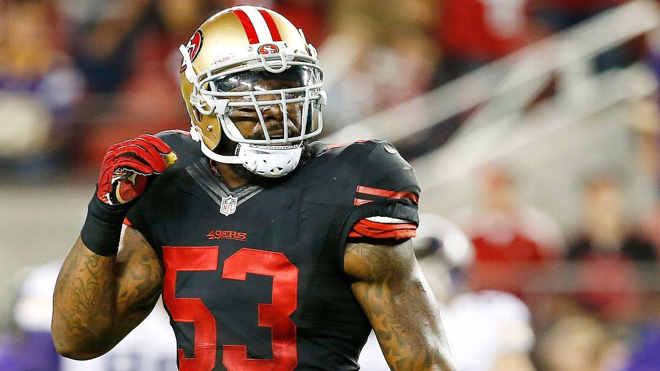 pretty nice b3164 4bcfc Why NaVorro Bowman is a fit with the Oakland Raiders ...