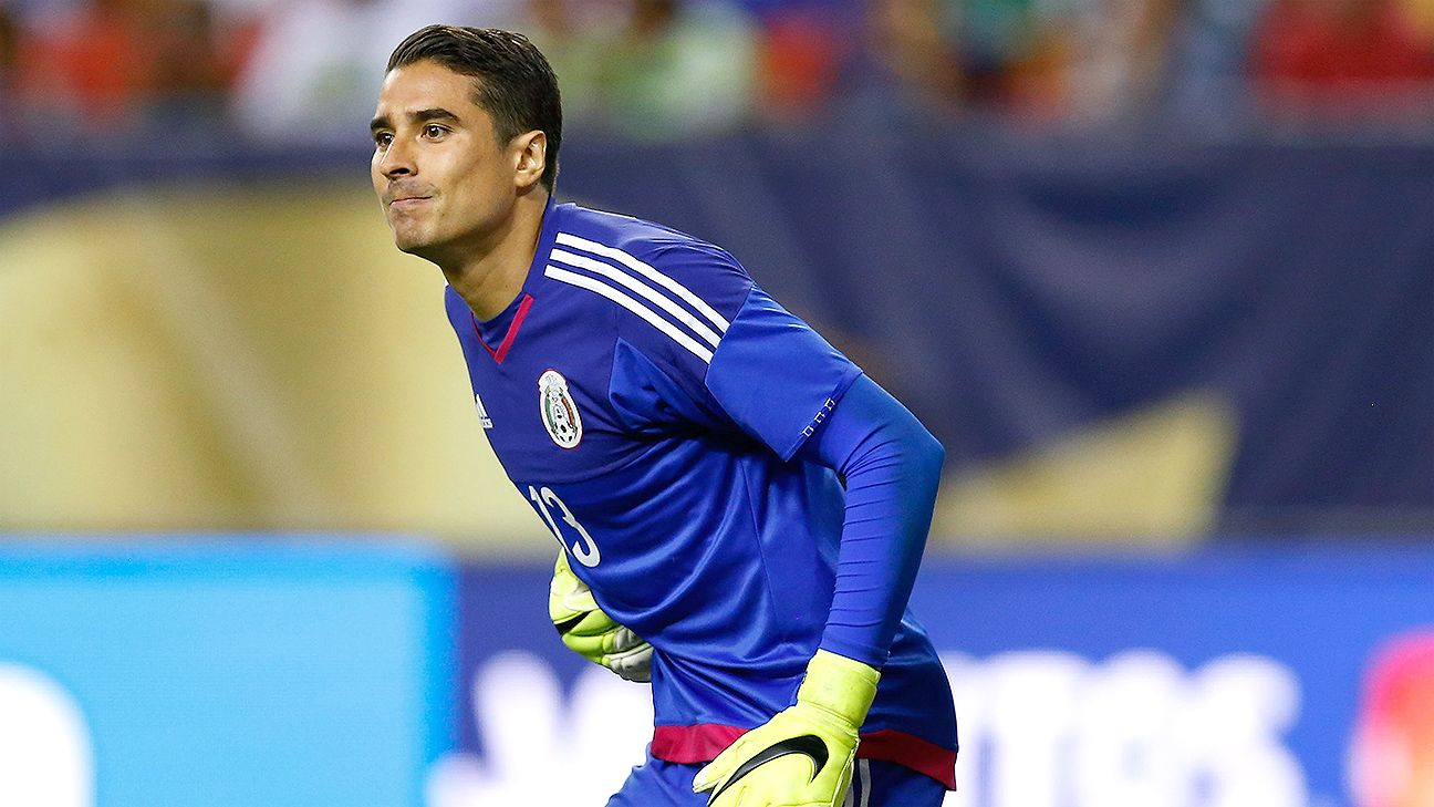 b25d016f5d7 Guillermo Ochoa must impress at Malaga to get Mexico chance
