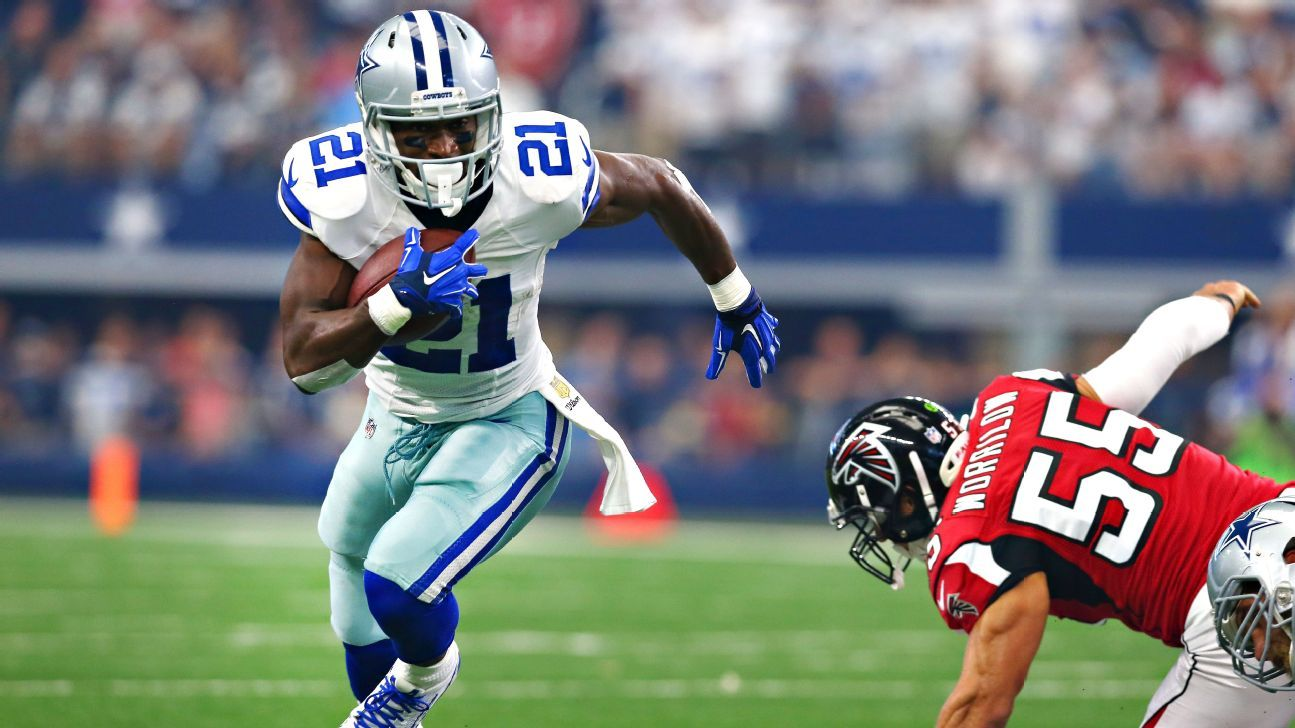 Joseph Randle Released By Dallas Cowboys