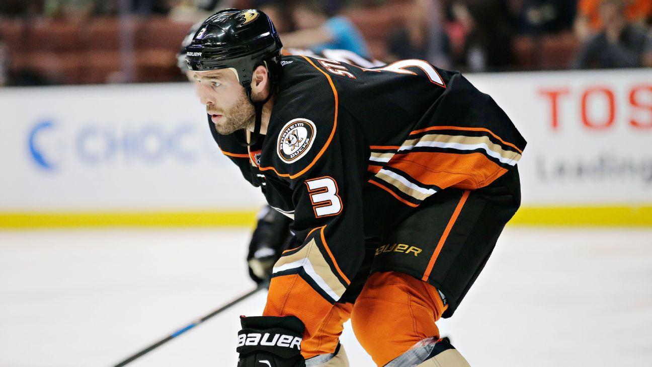 8092ea01c Clayton Stoner of Anaheim Ducks gets fine, hunt ban for bear killing