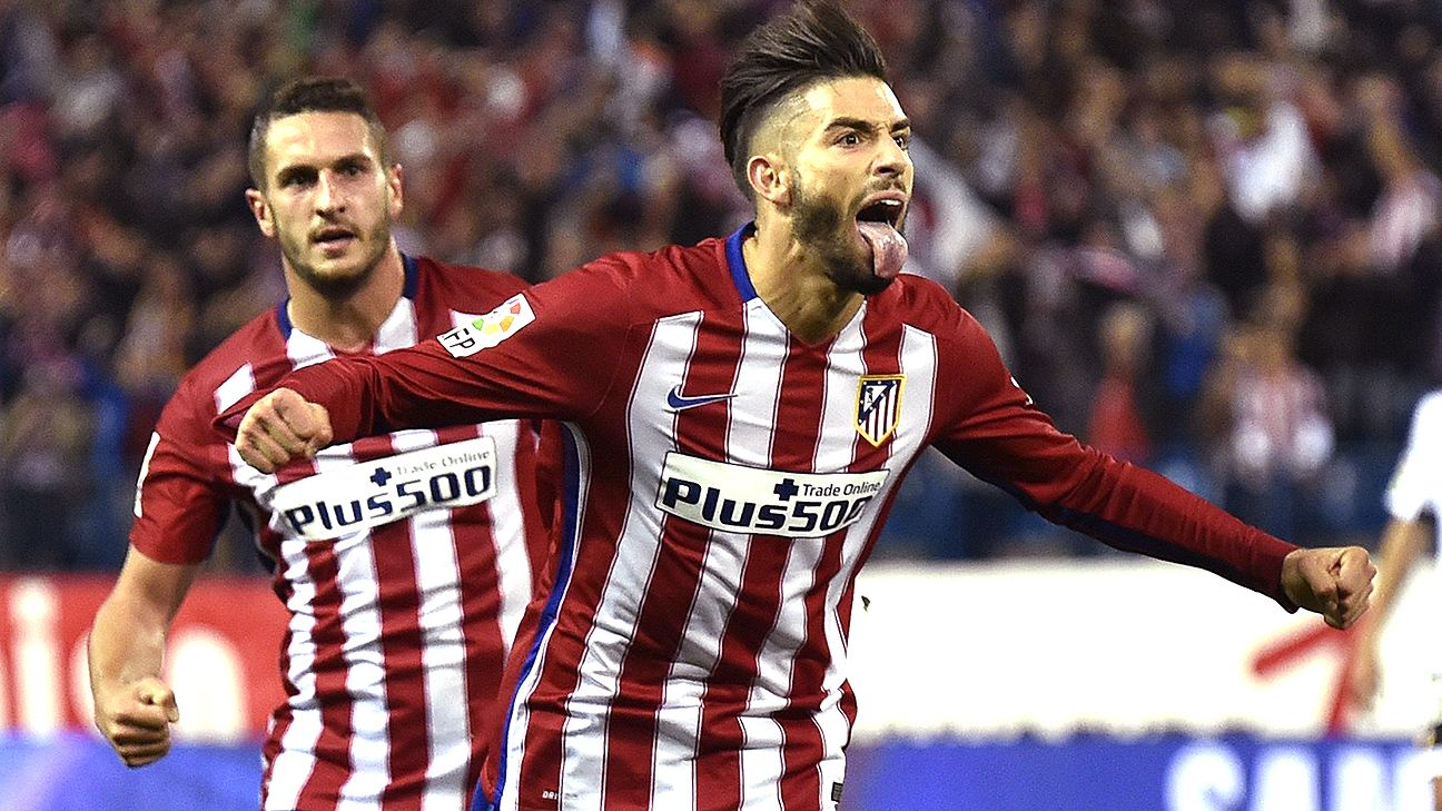 17c0985fd Koke and Yannick Carrasco fuel Atletico Madrid s dream September