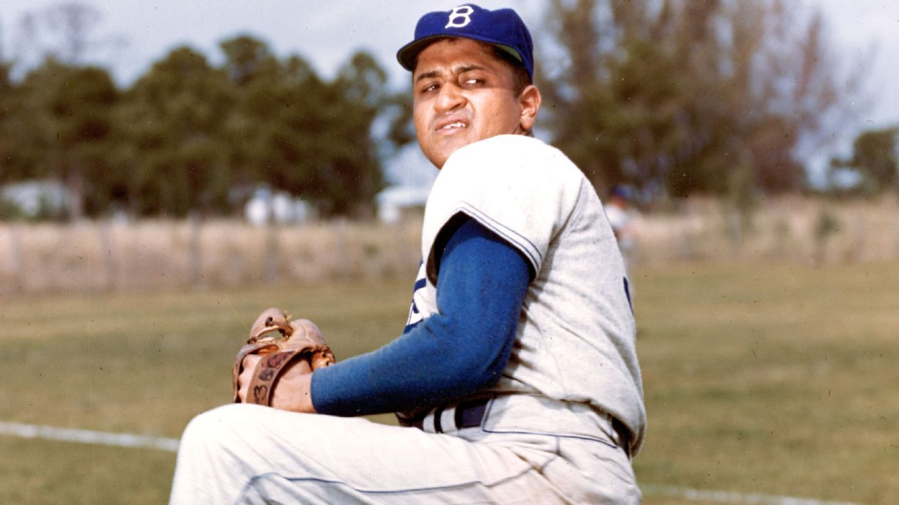 Former Dodgers great Don Newcombe has died at the age of 92, the team announced.
