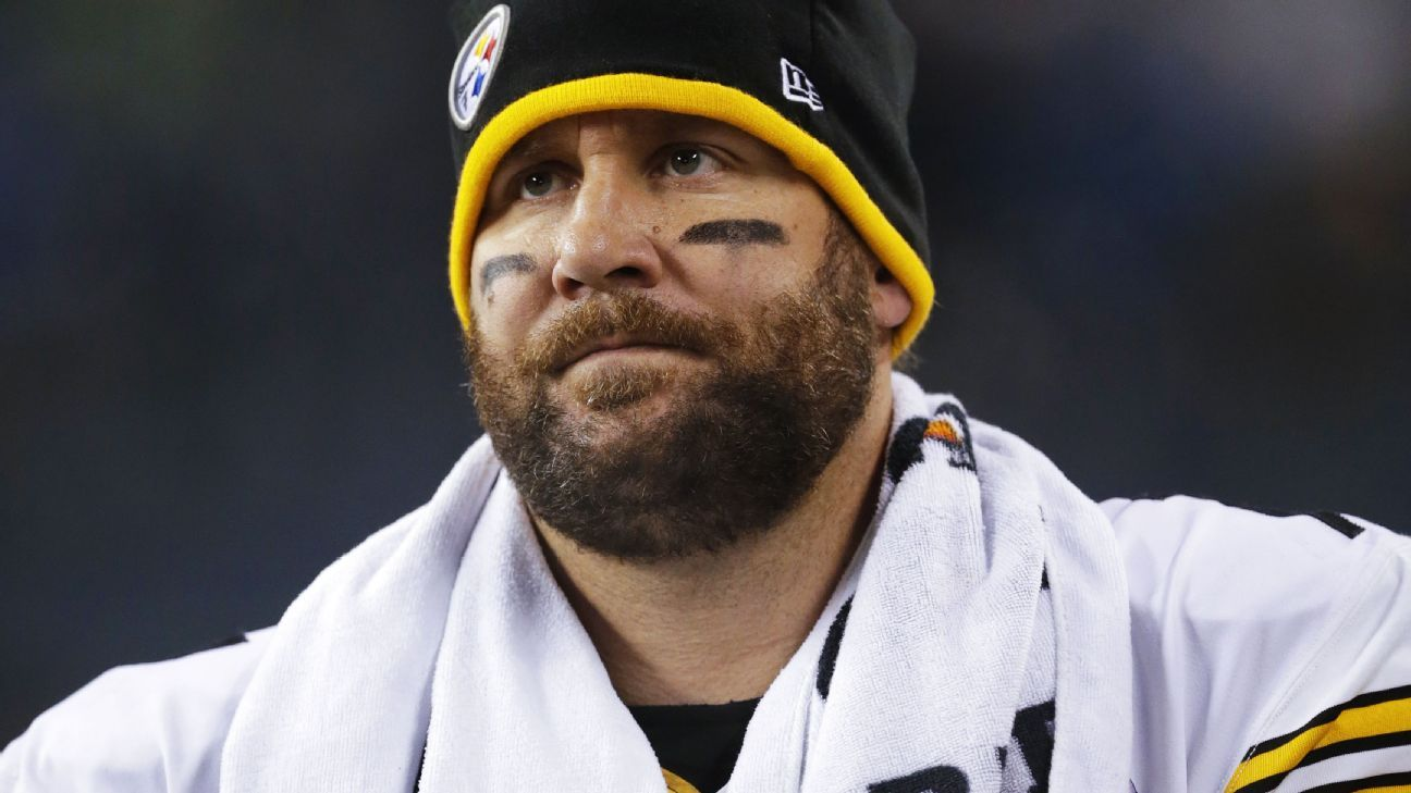 Steelers GM: Big Ben could return even better
