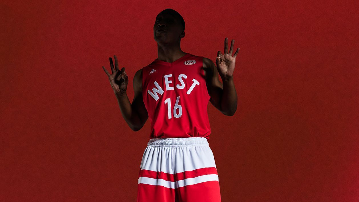 All-Star Game uniforms pay homage to 1st NBA game 8d2982e4380e