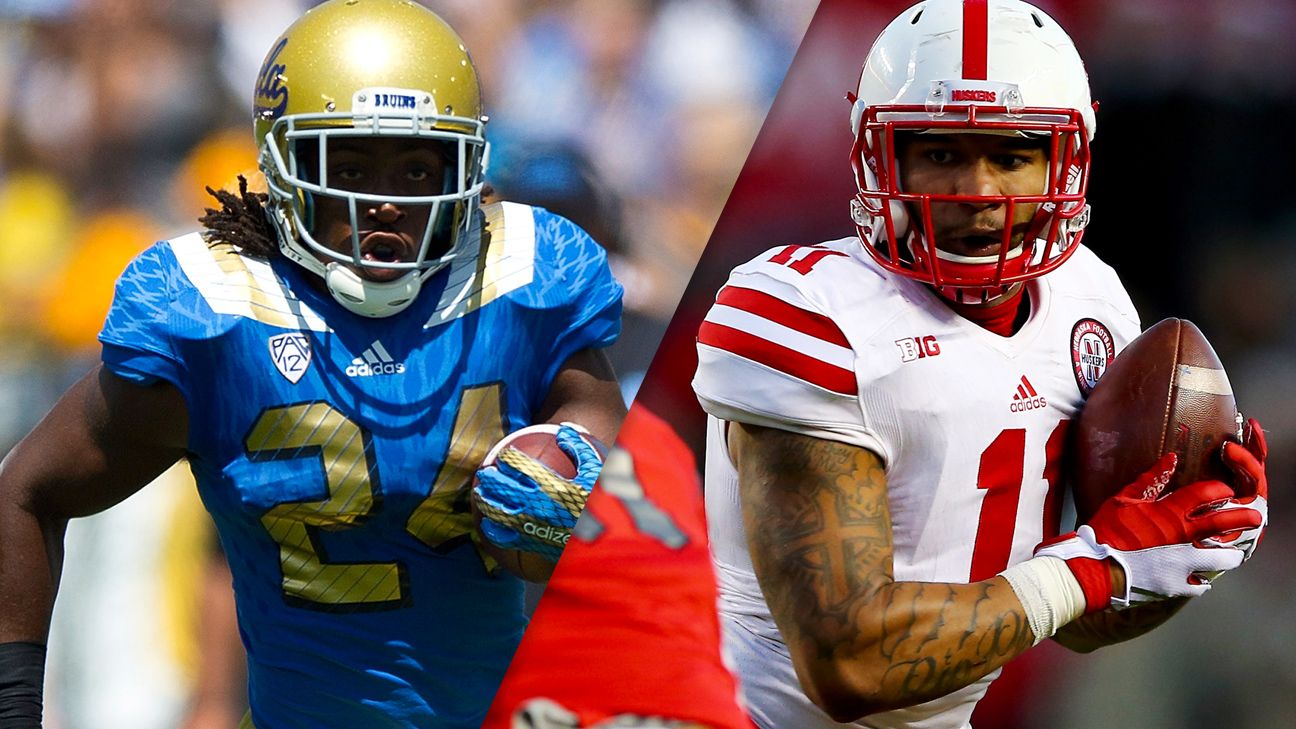Foster Farms Bowl: UCLA Bruins vs. Nebraska Cornhuskers ...