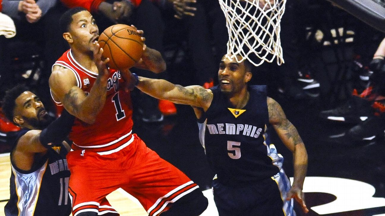 Derrick Rose remains defiant after scoring 19 points in Bulls' win