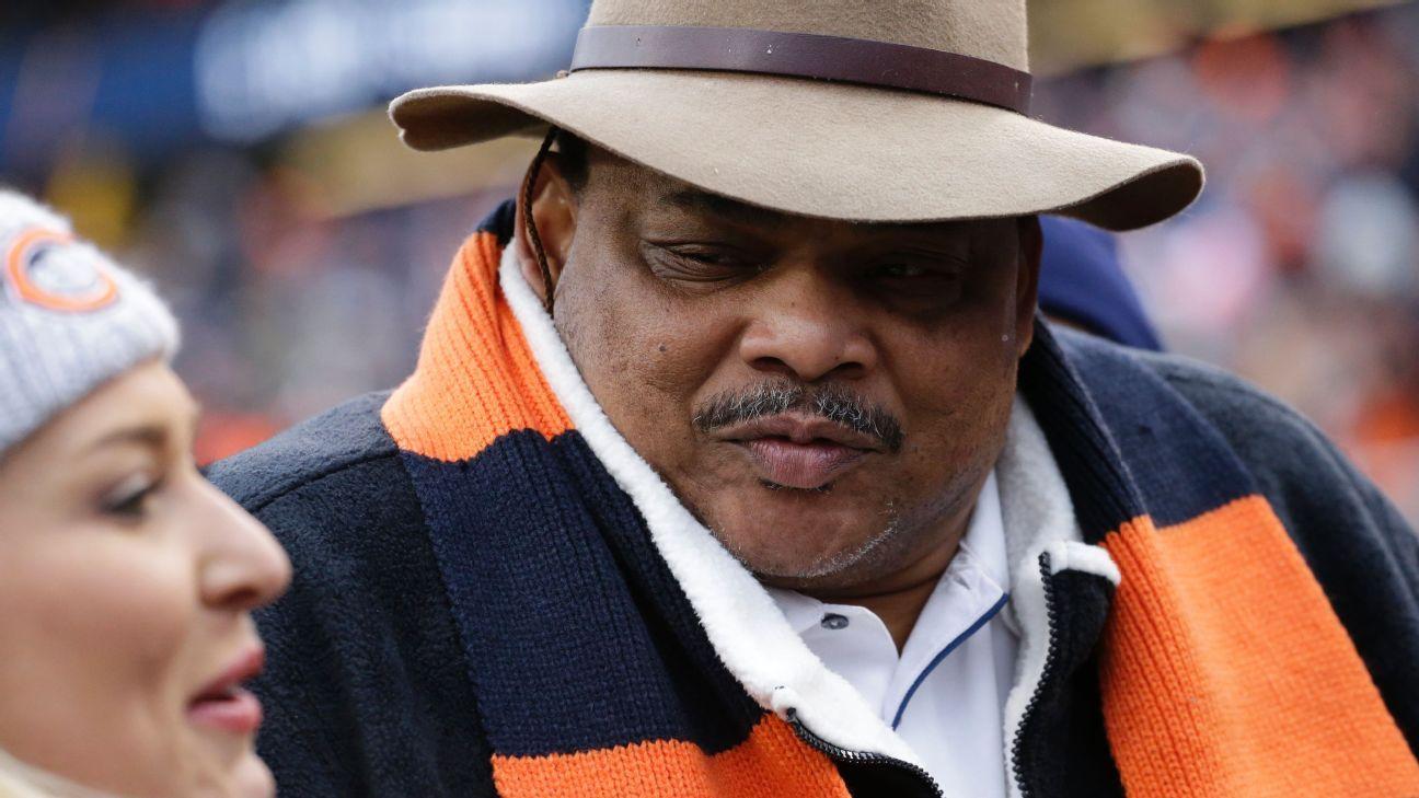 Report: Former Bear William 'The Refrigerator' Perry hospitalized - Chicago Bears Blog- ESPN