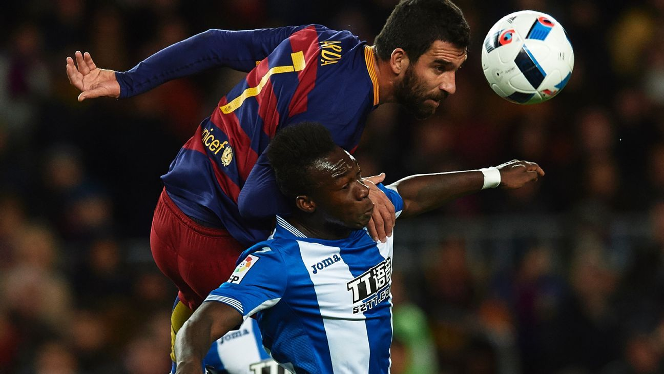 36fb347acea Arda Turan, Aleix Vidal arrive just in time as Barcelona's squad hits  fatigue