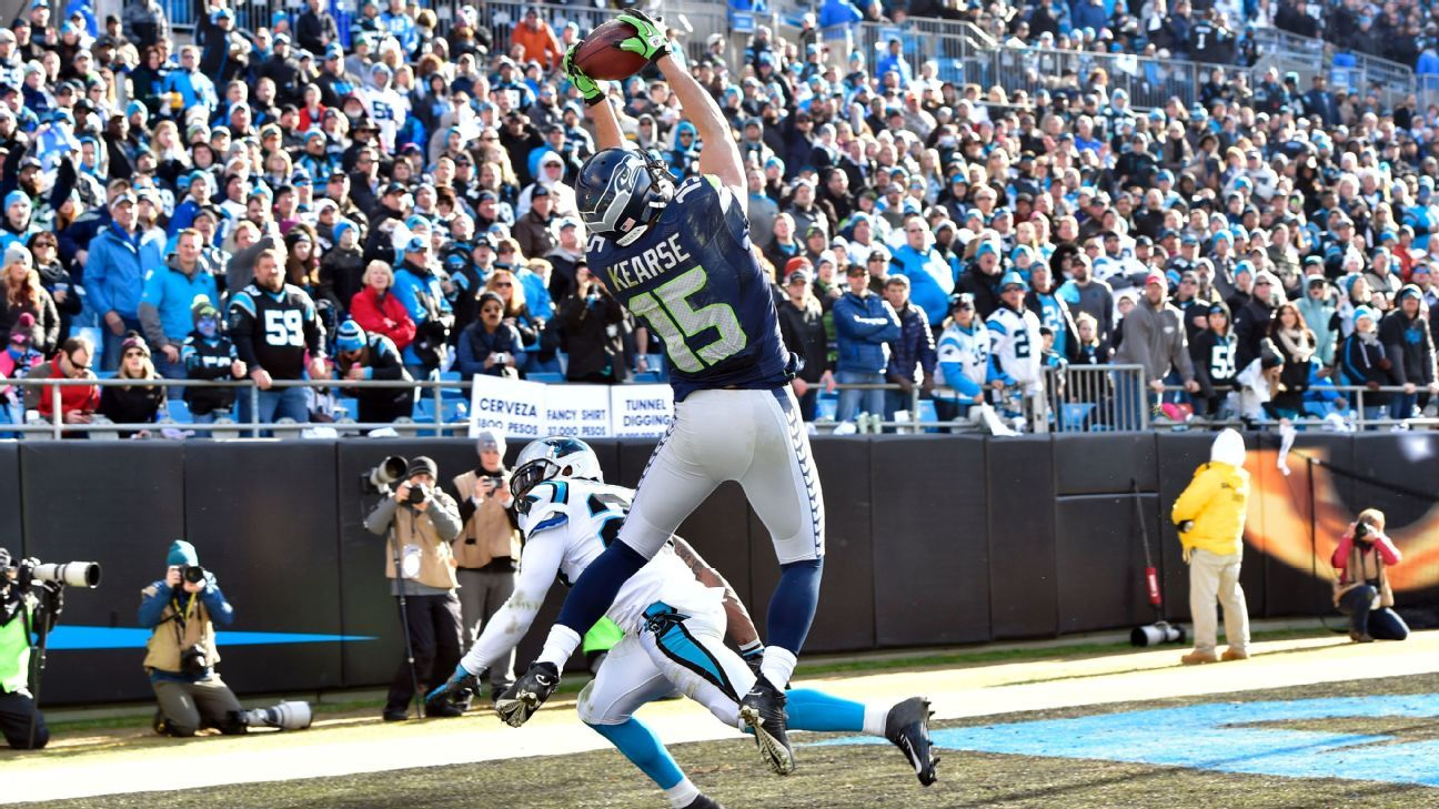 WR Jermaine Kearse won't give hometown discount to Seahawks