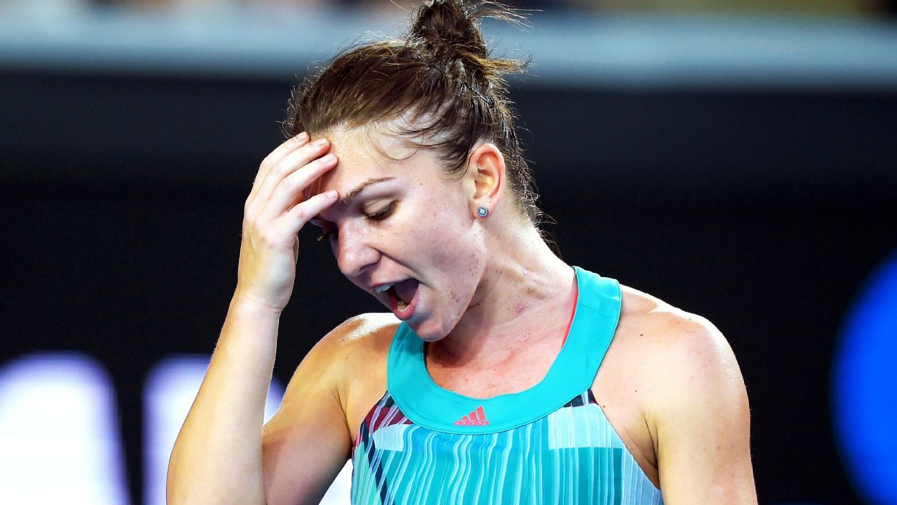 Halep delays nasal operation to play Fed Cup